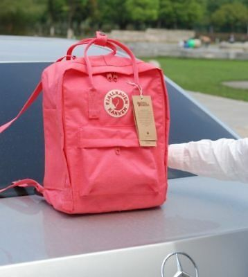16 / 20L Unisex Fjallraven Kanken Shoulder Travel School bag Zaino causale IT 6