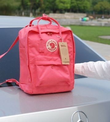 Unisex Fjallraven Kanken Backpack Travel spalla scuola borse Marca 7L/16L/20L 12