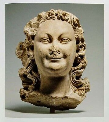 HUGE Medieval Sculpture Roman Renaissance Biblical Gothic Italy France Reliquary 12