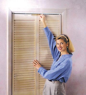 2 Pack Mommy's Helper Bi-Fold & Closet Door Slide-Lok Child Safety Lock 70302-2 4
