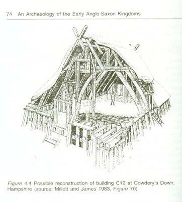 Early Anglo-Saxon Kingdoms Archaeology England Mercia Kent Wessex Northumbria 7