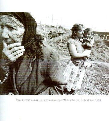 Armenia Survival Portraits 1988 Earthquake Azerbaijan' Pogroms Nagorno-Karabakh 5