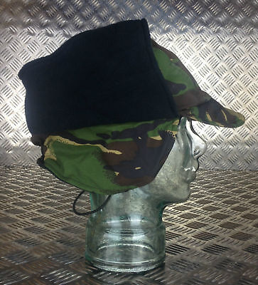 6 of 10 Genuine British Army Goretex MVP Woodland DPM Dog   Trapper Hat  with Ear Flaps 15a785bf51e