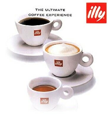 Illy Coffee Variety Selection Taster Starter Pack, 42 Capsules 6 x Each blend 3