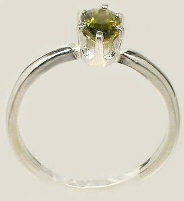 19thC Antique ½ct Multi-Color Siberian Andalusite Medieval France Gem of Heaven