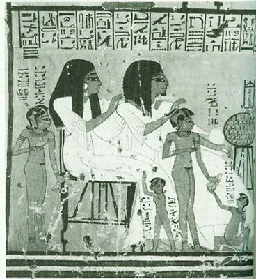 Ancient Private Life New Kingdom Egypt Sexuality Ethnicity Society Family Work