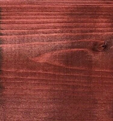 Light Fast Wood Stain / Wood Dye Intercoat -  Any colour & quantity 6