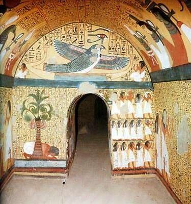 HUGE Ancient Egypt Gods Pharaoh Daily Life Farmer Laborer Soldier Family Leisure 5