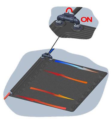Tappeto pannello solare intex 28685 120x120 cm - Pannello solare per piscina ...