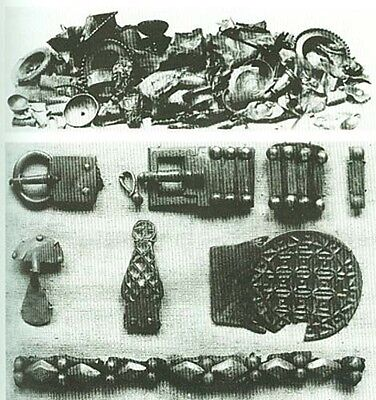"NEW ""Later Roman Britain"" Anglo-Saxon Invasion Celt Dark Ages German Barbarians 3"