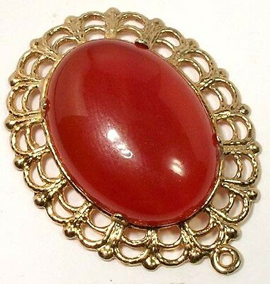 18thC Antique 22ct France Carnelian Ancient Rome Persia Greece Celt Favorite Gem 7