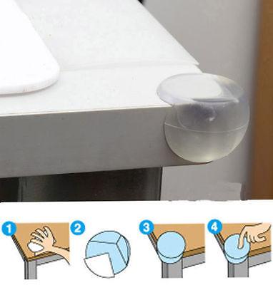 10x niño seguro de silicona protector de la esquina borde proteccióncubiertaKr 6