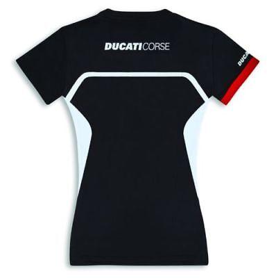 DUCATI CORSE ´14 kurzarm T-Shirt Shirt rot NEU !!