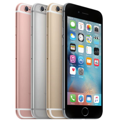 Apple iPhone 6S - Factory UNLOCKED GSM (AT&T T-Mobile +More!) 16/64/128GB 4G LTE 6
