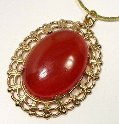18thC Antique 22ct France Carnelian Ancient Rome Persia Greece Celt Favorite Gem 5
