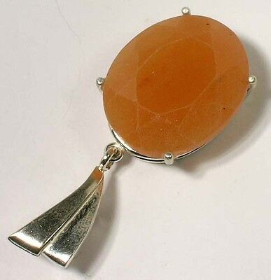 18thC Antique 26ct Carnelian Ancient Rome Courage Strength Virility Evil Eye Gem