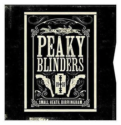 PEAKY BLINDERS SERIES 1-5 2 CD SOUNDTRACK (OST) (Released 8/11/2019) - IN STOCK 2