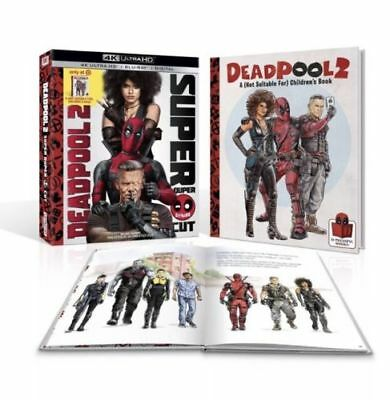 Deadpool 2 Target Exclusive (4K Ultra HD + Blu-ray + Digital) 3