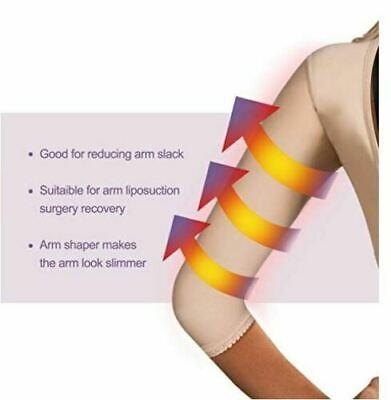 Faja De Compresion Para Mujer Talladora De Brazos y Corrector Postura Sujetador 5