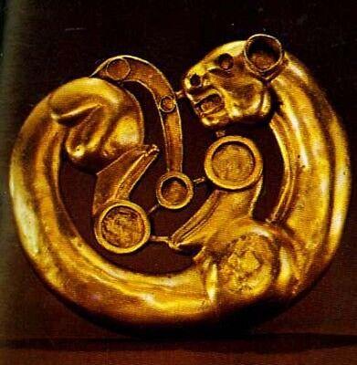Ancient Russia Urals Scythian Sarmatian Altai Golden Treasure Steppes Hermitage 3