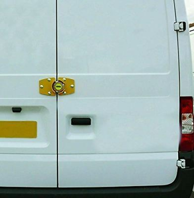 Stoplock for Renault Trafic High Security Anti-Theft Van Rear Door Lock + 3 Keys 3