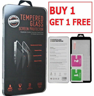 Tempered Glass Screen Protector & Case For New iPhone XS Max XR XS X 11 Pro Max 2