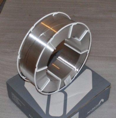AWS AX 5356 3.3556 AlMg5 MIG Schweißdraht Aluminium 0,8-1,6mm Magmaweld Alunox