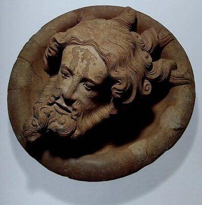 HUGE Medieval Sculpture Roman Renaissance Biblical Gothic Italy France Reliquary 4