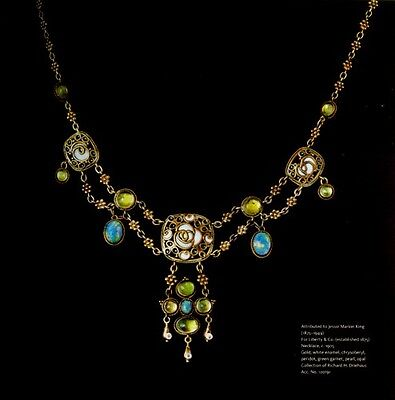 Early 20th Century Women Jewelers Art Nouveaux Jewelry NY London Paris Berlin 5