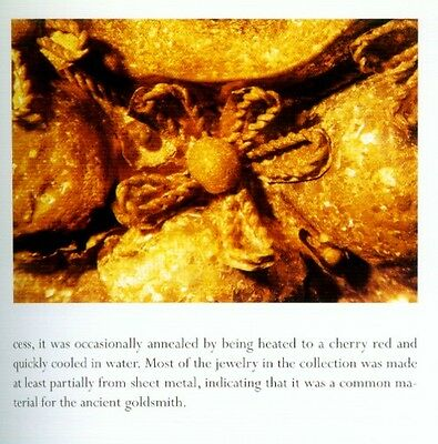 Ancient Gold Jewelry Etruscan Roman Greek Near Eastern 700BC – 300AD Color Pix 2