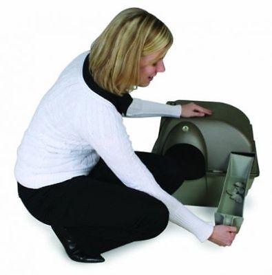 Litter Box Tray Self Cleaning  Regular Roll' n Clean Hygienic Easy Clean Fresh 3