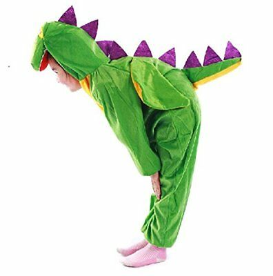 Dinosauro per Bambini Ride on LUCI E SUONI Costume 3-5 anni