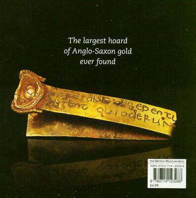 Anglo-Saxon Treasure Staffordshire Hoard Sword Scabbards Crosses Jewelry Helmets 2