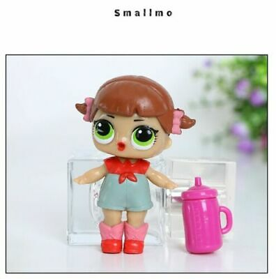 6 Pcs LOL Surprise Girls Dolls w/Accessory For Kids Party Toys Figures Gift Set 5