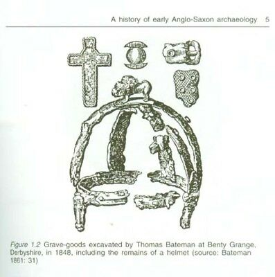 Archaeology Early Anglo-Saxon Kingdoms England Mercia Kent Wessex Northumbria