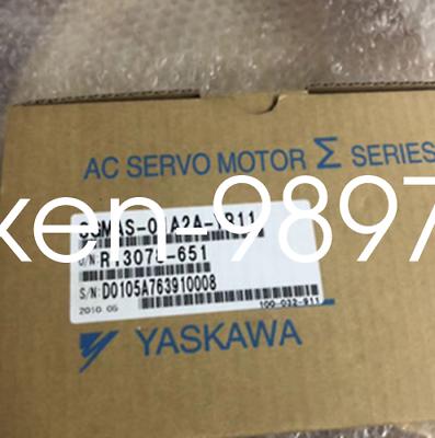 1PC Brand New Yaskawa SGMAS-01A2A-YR11 Servo Motor #HC 2
