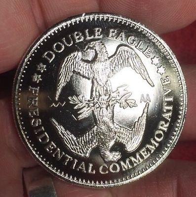 1984 U.S. PRESIDENT RONALD REAGAN DOUBLE EAGLE Medal 2