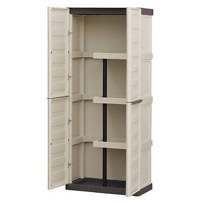 Box Per Esterni Plastica.Armadi In Plastica Per Esterno Contenitore Box Armadio