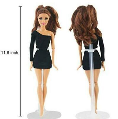 10Pieces Doll Stands Display Holder for 11.5 Inch Dolls Model Support CA 4