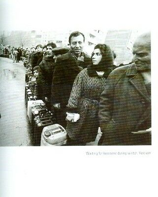 Armenia Survival Portraits 1988 Earthquake Azerbaijan' Pogroms Nagorno-Karabakh 7
