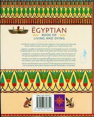NEW Ancient Egyptian Wisdom Book Living Dying Magic Ritual Immortal Underworld 2