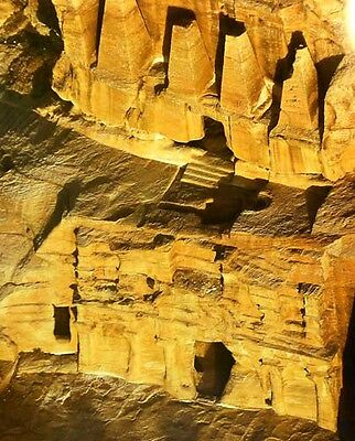 Ancient Stone City Nabataean Petra (Jordan) Roman Province Tombs Temples Mosaics 2