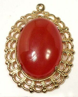 18thC Antique 22ct France Carnelian Ancient Rome Persia Greece Celt Favorite Gem 4