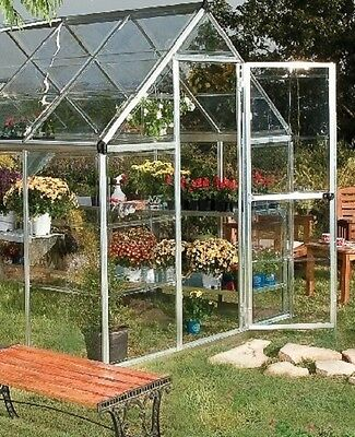 Clear Polycarbonate Sheet Replacement Greenhouse Shed Solid Lexan Panel