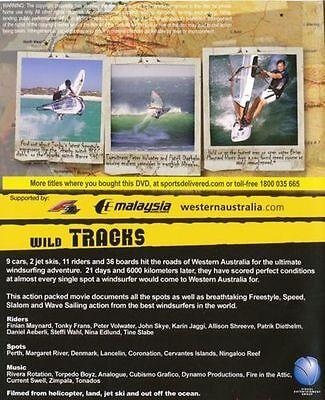 Wild Tracks Windsurfing 11 Riders/6000 KM Across Australia BRAND NEW DVD 2