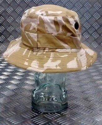 Bush Hat Short Brim DPM W//Land Camo Military Style Special Forces Boonie Hat