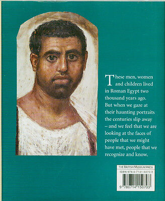 Hellenic Roman Egyptians Real Portraits Show Clothing Jewelry Hair Styles 200AD 2