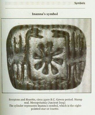 Translation Babylonian, Sumerian, Akkadian, Assyrian Phoenician Seals Symbols 3
