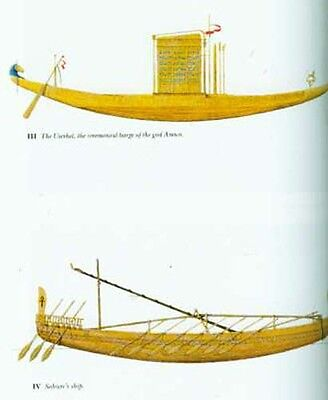 Ancient Egypt Boat Ship Building Nile Barge Navy Fishing Ports Yards Khufu Giza