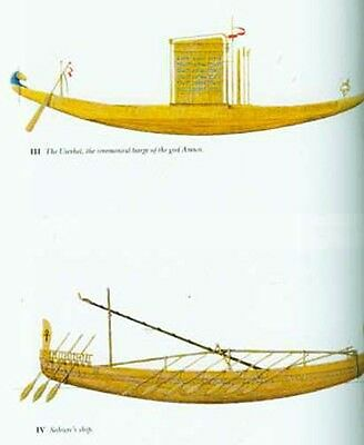 NEW Ancient Egyptian Boatbuilding Archaeology SuperbPix 2